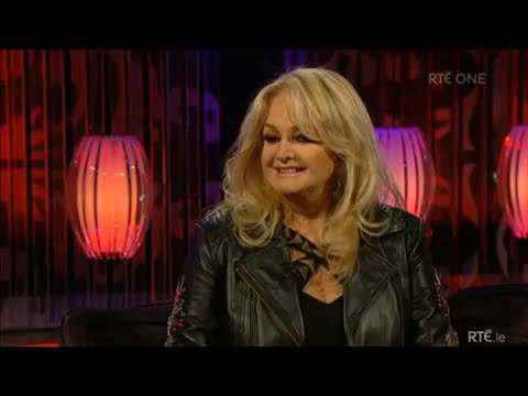 Bonnie Tyler interview on The Saturday Night Show, 2014
