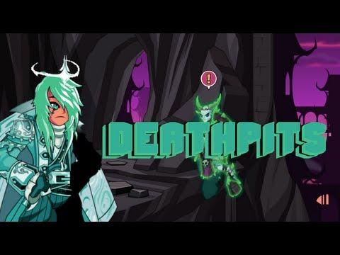 Aqw /Join DeathPits FULL Walkthrough/Tutorial
