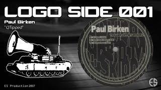 """LOGO SIDE 001 - Paul Birken - """"QTIpped"""""""