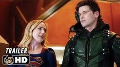 "DC'S LEGENDS OF TOMORROW Season 4 Trailer ""Midseason Sizzle"" (HD) The CW Series"