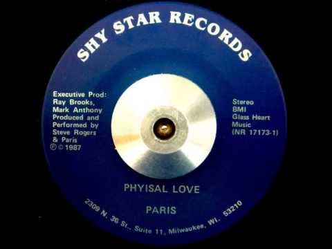 PARIS - phyisal love 1987