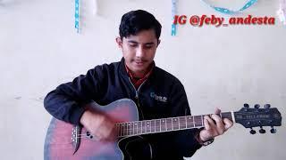 Diantara Beribu Bintang Cover Gitar By ( Feby Andesta)