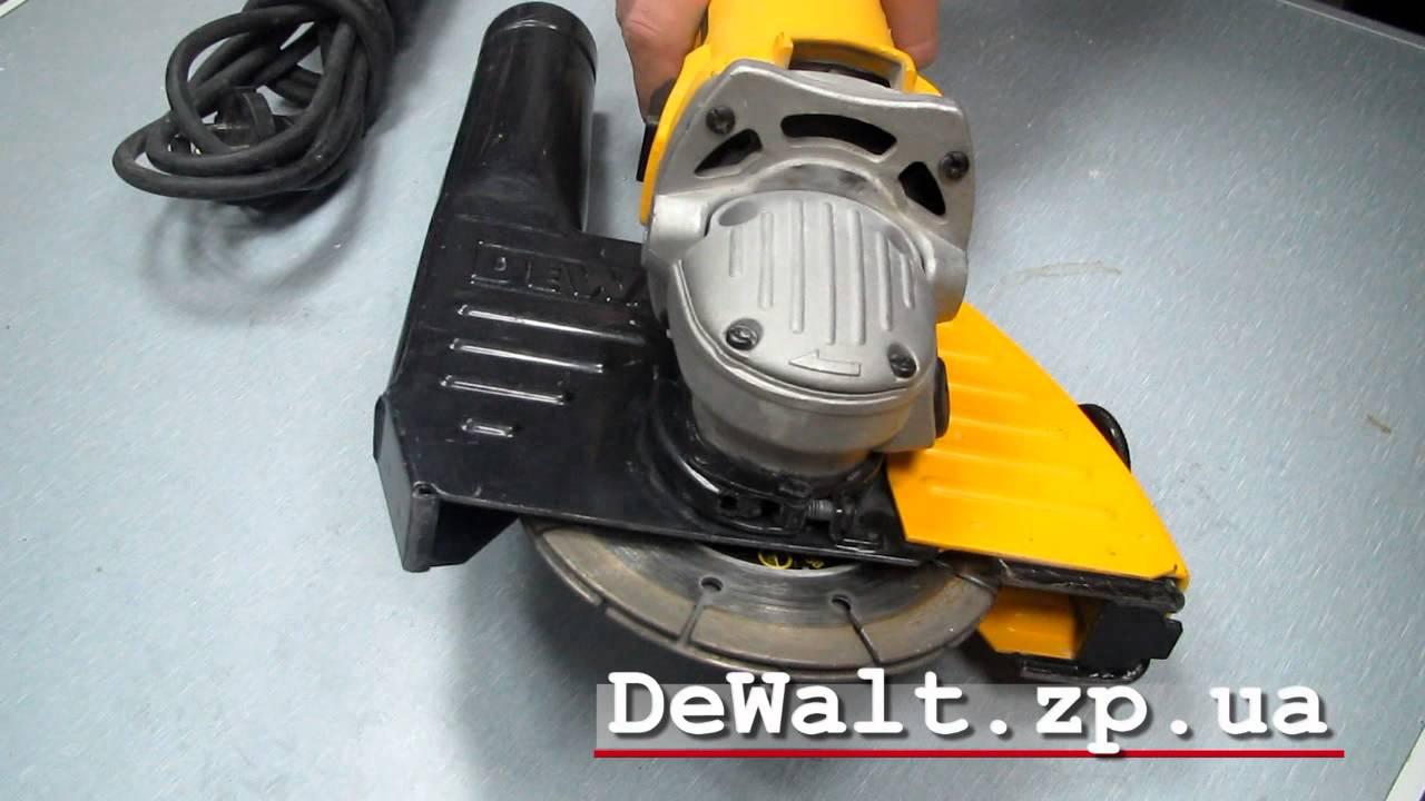 Штроборез DeWalt DWE46101
