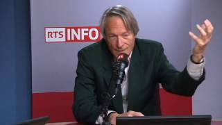 L'invité de la rédaction - Frédéric Gonseth