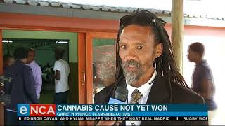 Cannabis cause not yet won