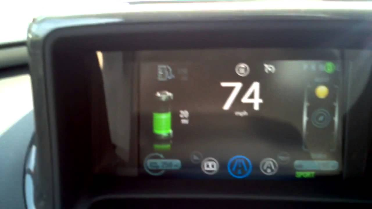 2013 Chevy Volt Top Speed and 0-60 - YouTube