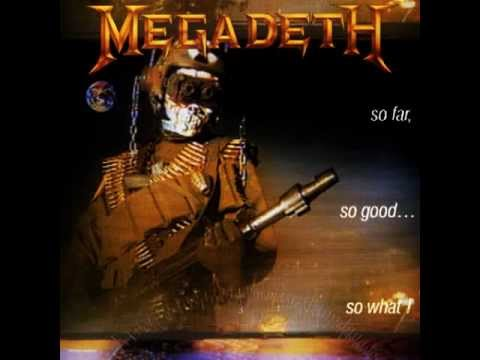 Set The World Afire - Megadeth [TRADUCIDA]