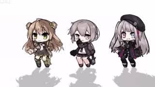 Hypnodancer X Girls Frontline