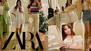 Zara summer 2020 Huge haul 여름 …