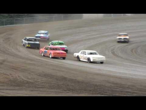Dacotah Speedway Hobby Stock Heats (8/26/16)