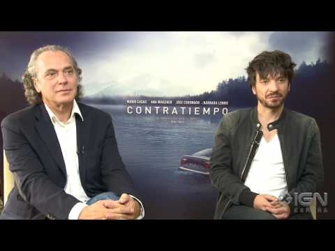 Contratiempo: Entrevista Oriol Paulo y José Coronado