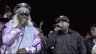 Ice Cube - George Clinton Toast
