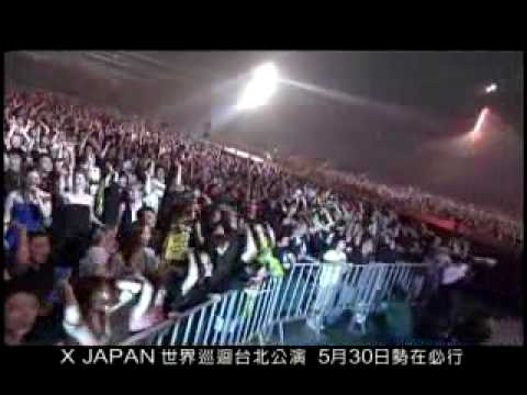 "X-Japan World Tour Live IN ""TAIWAN""20090530(DEMO)"