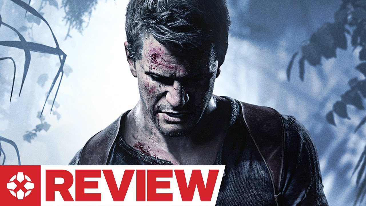 Uncharted 4: A Thief's End Review - YouTube