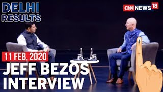 Jeff Bezos Interview | Amazon Ep 2 | CNN News18