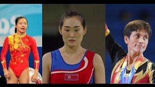 #The201720Winner ● Hong Un Jong vs. Chusovitina vs. Cheng Fei