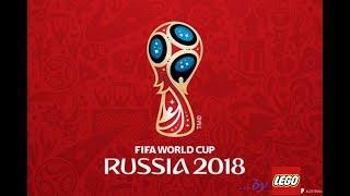 Fifa World Cup 2018   Summary - performed by LEGO Bricks