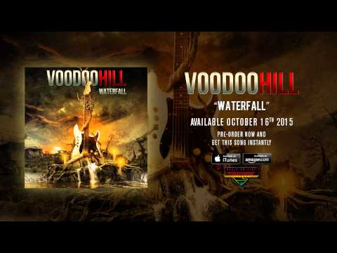 Voodoo Hill feat. Glenn Hughes - Waterfall (Official Audio)