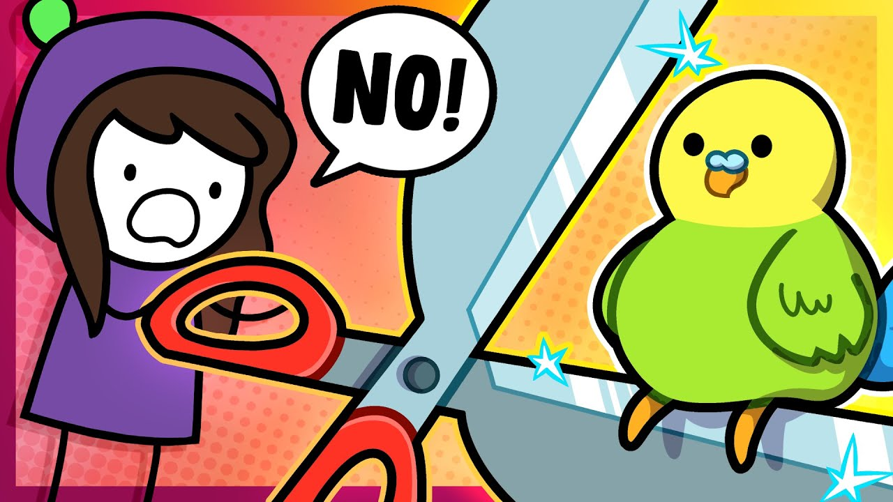 How a Small Birb Caused a HUGE Disaster (Animated Story-Time)