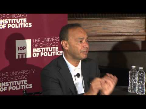 IOP-View from the Hill with Congressman Luis Gutiérrez