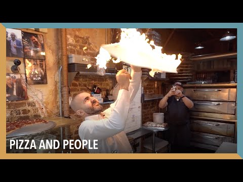Pizza And People | VOA Connect