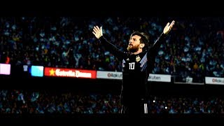 Lionel Messi ● PURE IMAGINATION ► World Cup Russia 2018