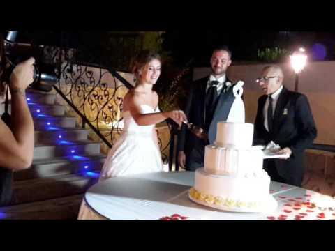 Musica per Matrimoni - Taglio della Torta Romantico - Gabrì Animazione Francesco Barattucci