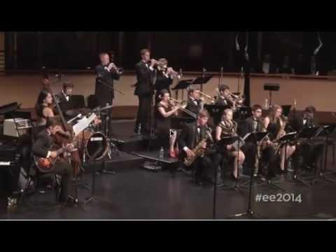 Nancy Jo - Rio Americano AM Jazz Ensemble at EE 2014