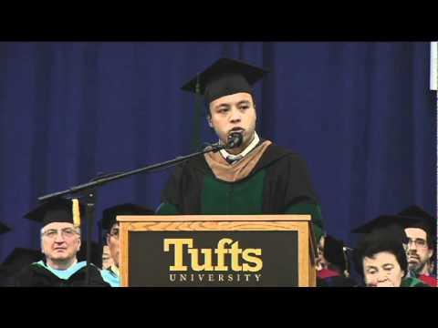 Tufts Medical Graduation Speech 2011