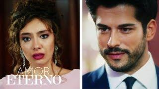 Amor Eterno | Kemal aparece en la fiesta de aniversario de bodas de Nihan y Emir