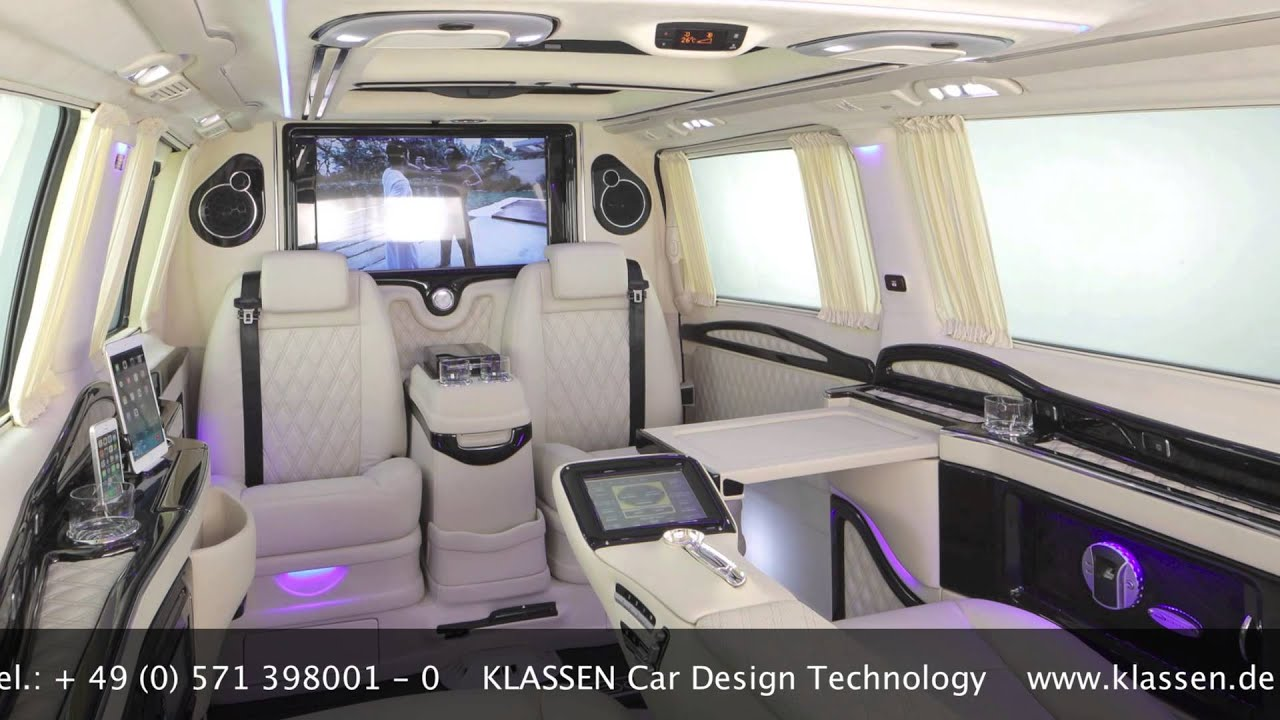 mercedes v klass