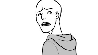 Cancer Patient? or Skinhead? [Comic dub]