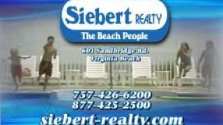 Sandbridge Vacations - www.siebert-realty.com - Siebert Realty - Virginia Beach, VA