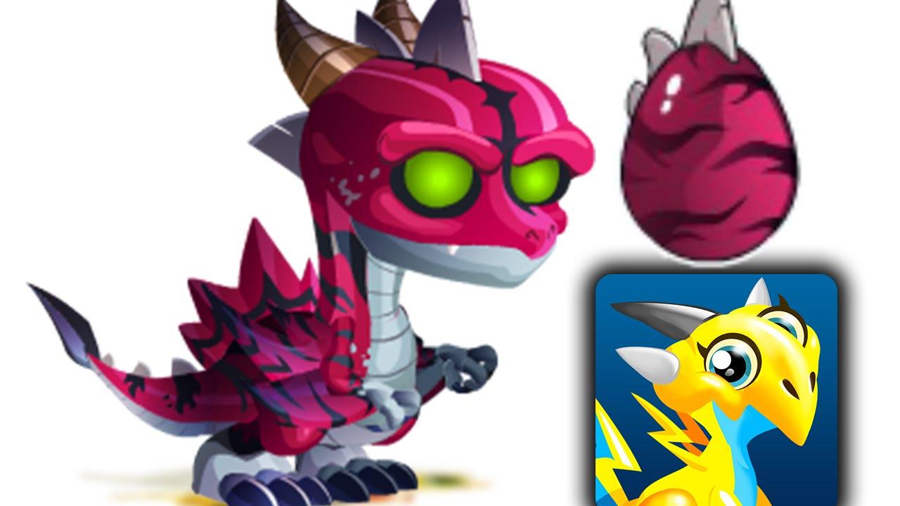 How to Get Predator Dragon 100% Real! Dragon City Mobile