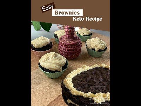 """recette-de-brownies-cétogènes-&-lchf-façon-""""cupcakes"""""""