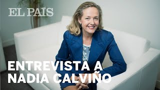 ENTREVISTA | Nadia CALVIÑO