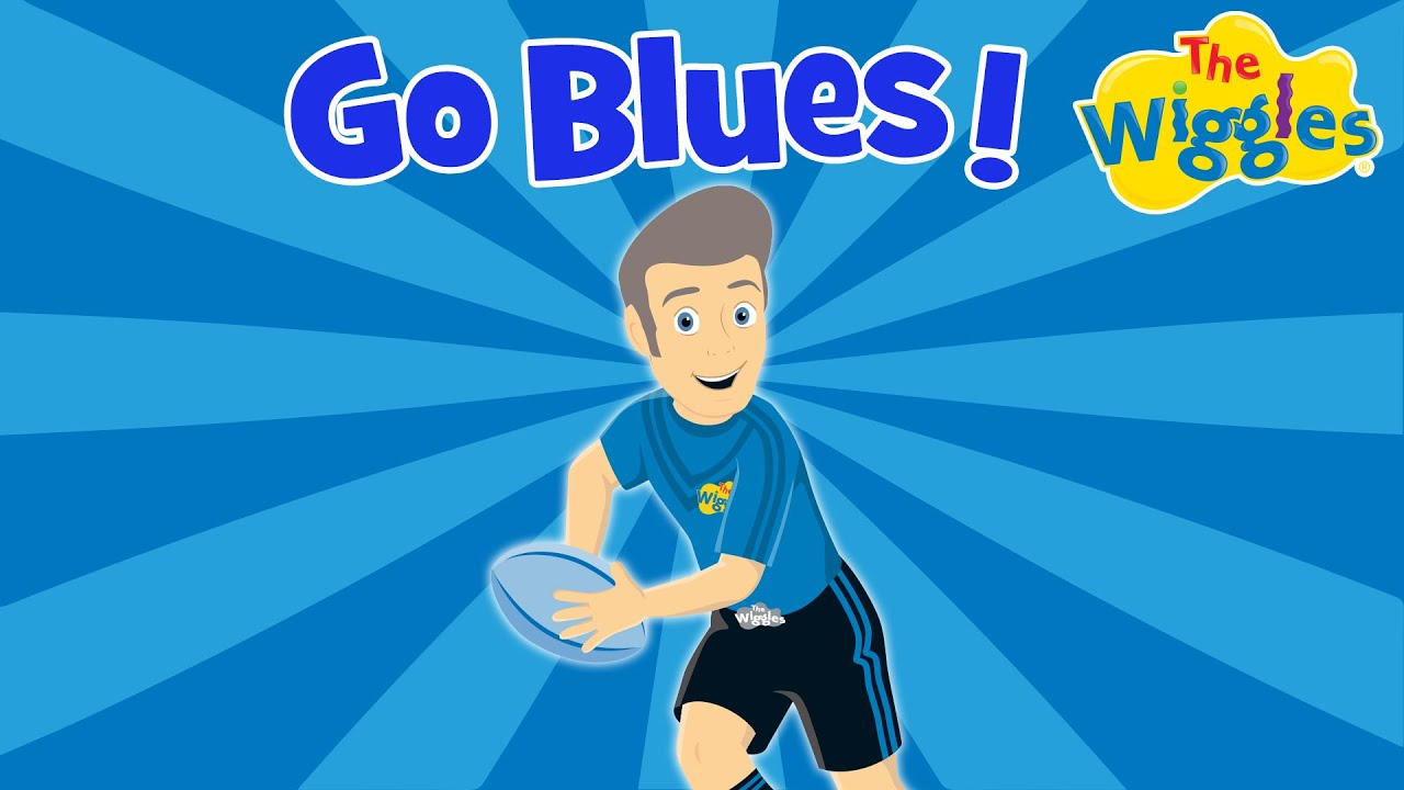 The Wiggles: NSW Blues Song!
