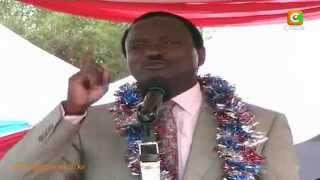 CORD MPs Endorse Kalonzo Musyoka To Vie In 2017