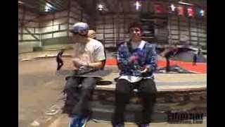 Ethernal Skate Films / Skateboard montage Winter 2011 @ Le Taz indoor skatepark (Mtl-Qc-Canada)