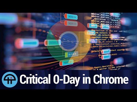 Critical Zero-Day in Chrome