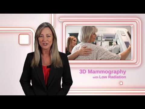 Low Radiation 3D Mammography Kitsap Peninsula