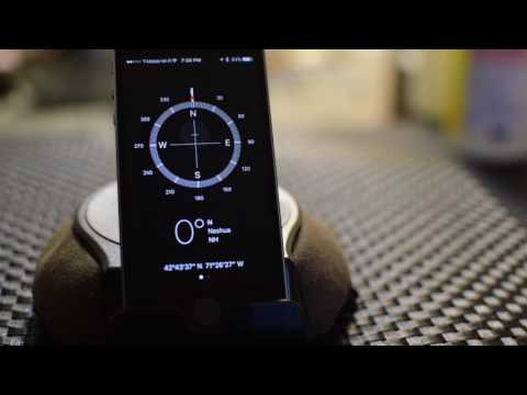The iOS Compass and True North