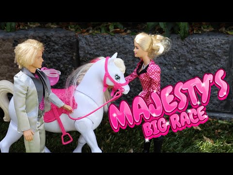 Thumbnail: Barbie - Majesty's Big Race