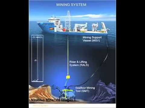Nautilus Minerals png