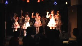 2012/11/25 IDOL COLLECTION vol.6 -Night- 名古屋CLEAR'S @ Happy days.