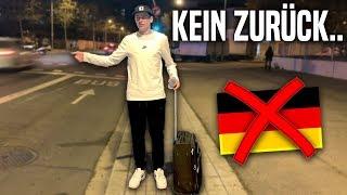 Wir kommen NICHT zurück nach Deutschland.. 😔