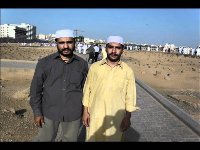 UMRAH SNAPS AT MADINA PAK AND HARAM PAK.wmv Travel Video