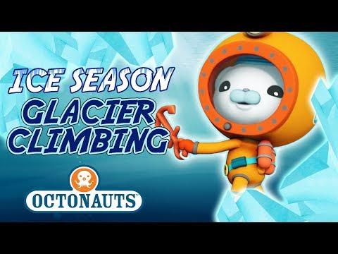Octonauts - Glacier Climbing | Ice Season