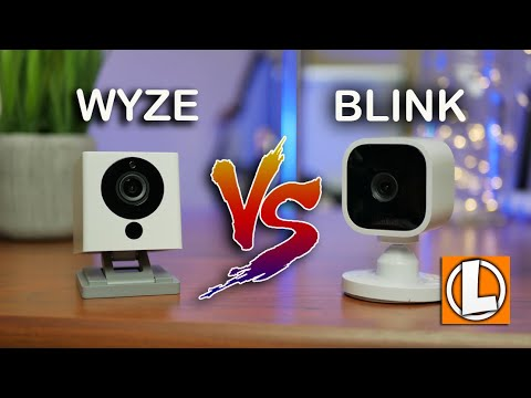 Blink Mini Indoor vs Wyze Cam v2 WiFi Security Cameras - Which one is better?