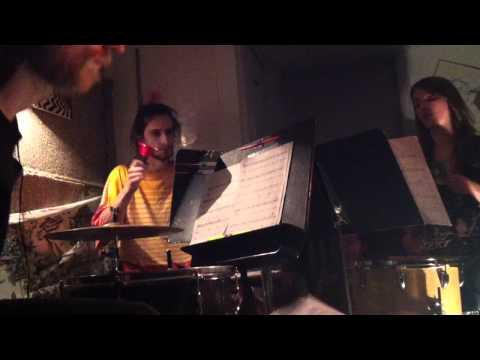 Ashcan Orchestra - 4th Piece - Bushwick, Brooklyn